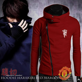 Jaket Harakiri Manchester United