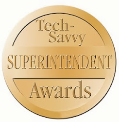 Tech-savvy Supt Award