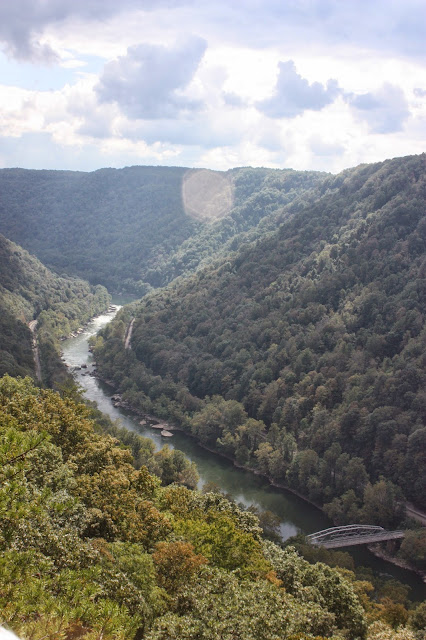 New Gorge River, West Virginia