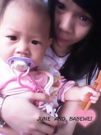 my baby girl ♥