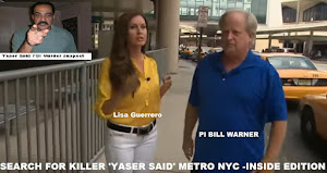 VIDEO FBI MOST WANTED YASER SAID-CAB DRIVER
