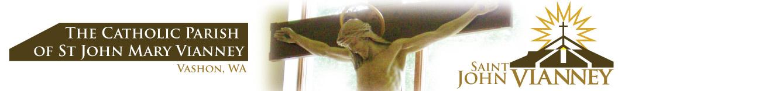 Saint John Vianney Vashon WA