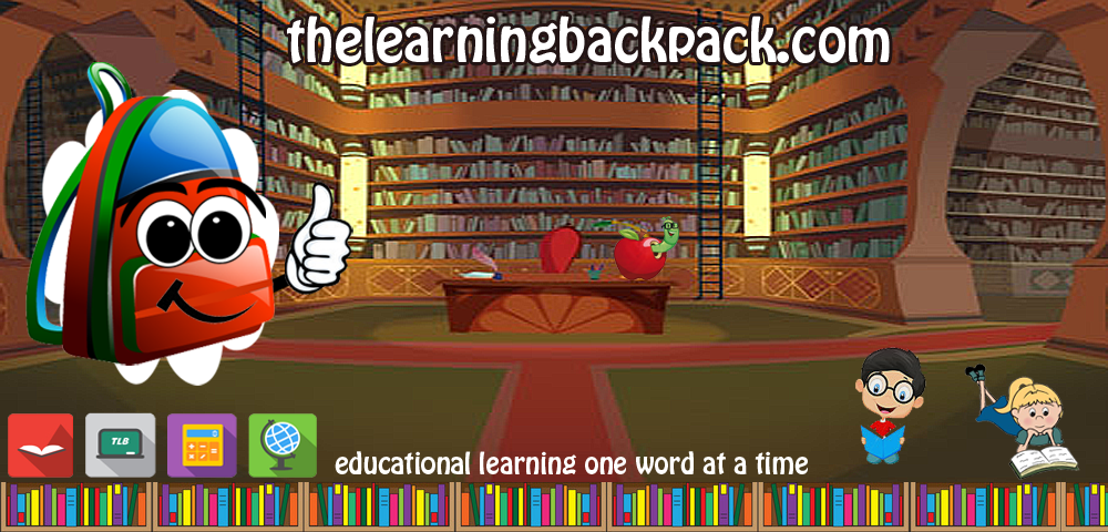 The Learning Backpack