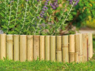 Bamboo Edging For Gardens1