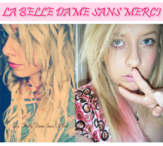 La Belle Dame Sans Merci, Feature Friday on Cherryfashion, Featuring Fashion and Beauty Bloggers