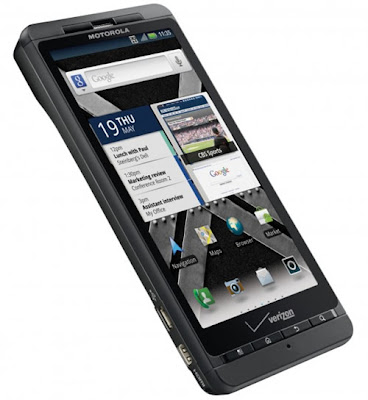 new Motorola Droid X2 Android Smartphone Review 2011