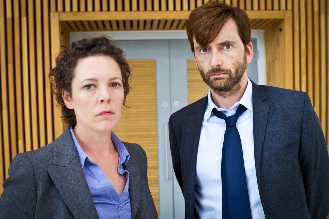 It s back the second series of broadchurch the multi award winning