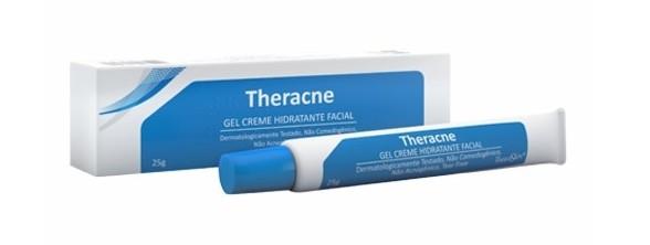 Theracne Gel Creme Hidratante da Theraskin