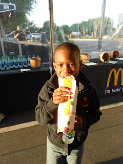 I%2527m+Lovin+It McDonald's So Cal McWrap Party Review - New Premium Wraps