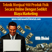 Cara Cepat Menjual APAPUN PRODUK Anda Secara Online