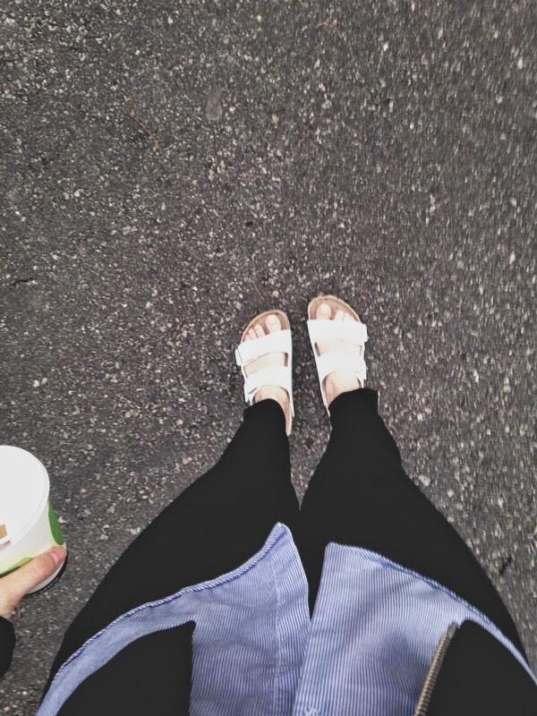 Spring-Sandals