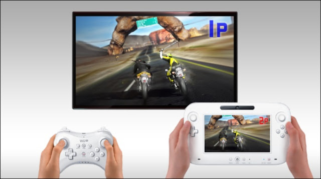 Image of Wii U version of Road Redemption