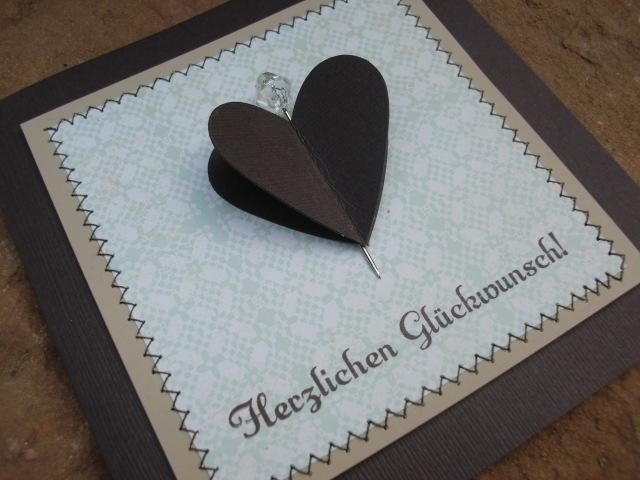 Bellas} Papierträume: Glückwunsch zur Hochzeit