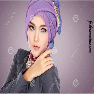 Tutoriel hijab moderne
