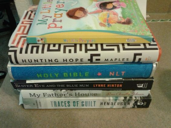 On My Book Shelf