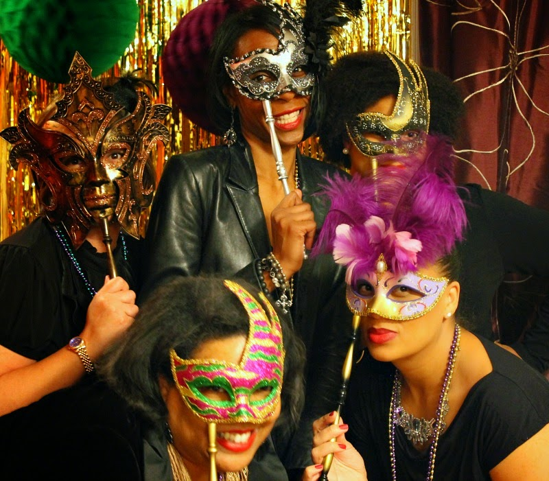 photo booth, mardi gras, new orleans