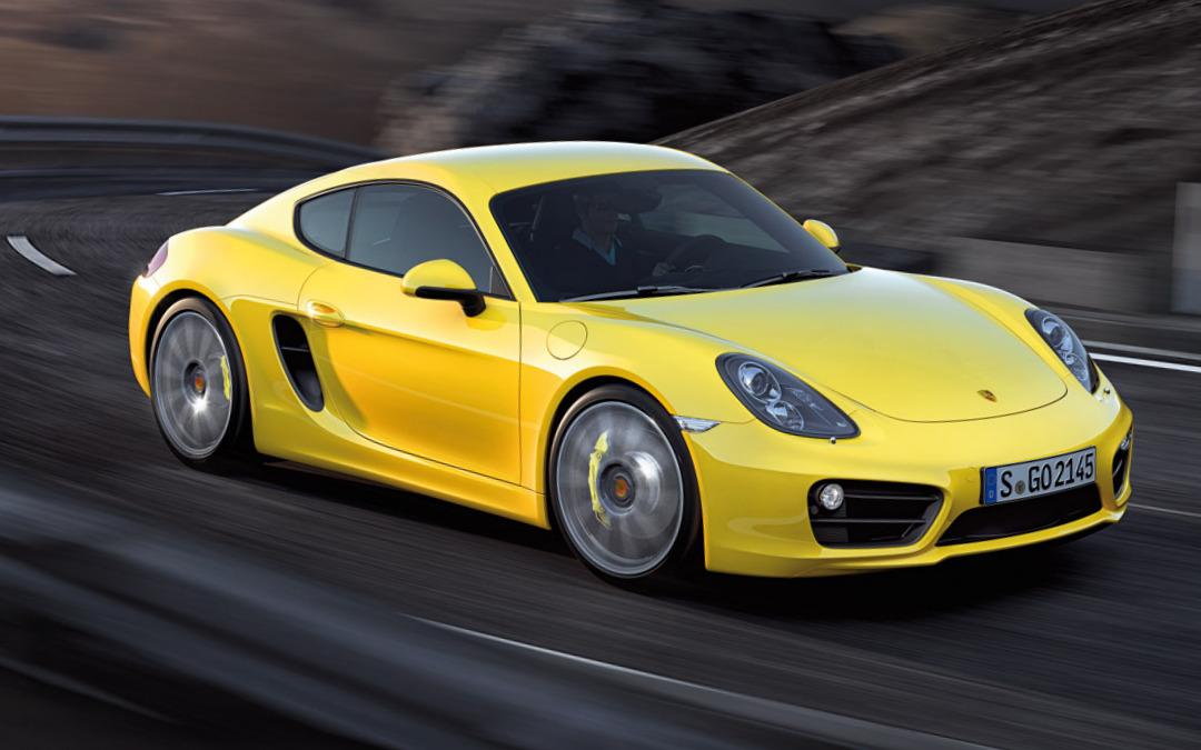 Porsche 911 4 Lugares >> Novo Porsche Cayman 2014 - fotos, preços e especificações oficiais - Lançamentos e Novidades ...