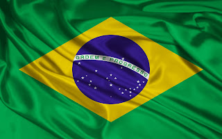 Gambar Bendera Negara Brazil 4