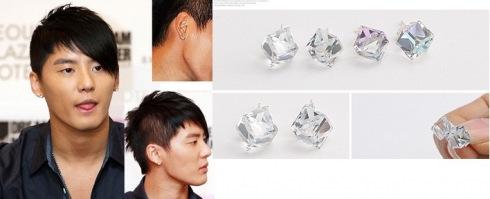 DBSK Junsu Square Diamond