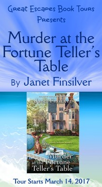 Janet Finsilver: here 3/21/17