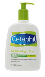 Body & Face Lotion by Cetaphil
