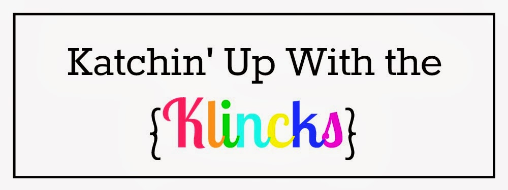 Katchin' Up With the Klincks