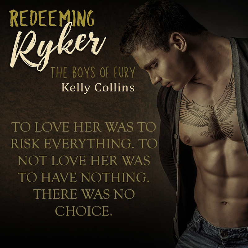 Redeeming Ryker Book Blitz