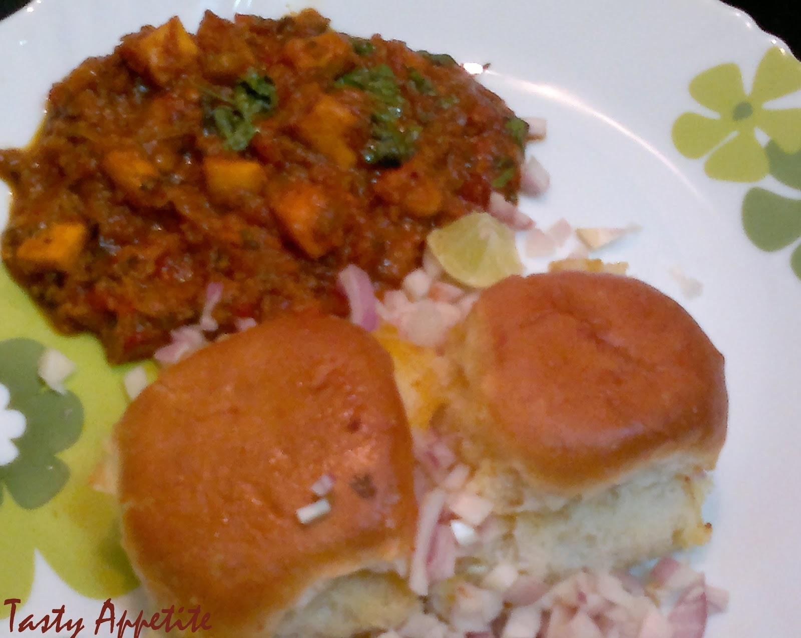 Paneer pav bhaji healthy dinner recipes forumfinder Image collections