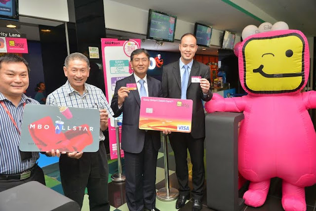 MBO RHB Easy Debit Card launch