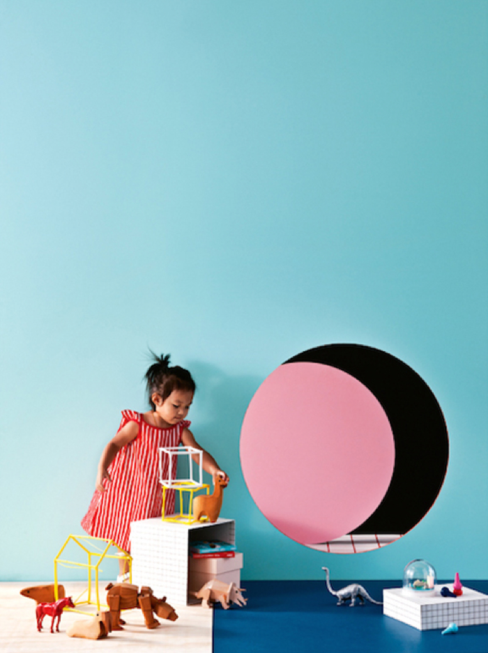 kids products -  styling Jessica Hanson for Australian InsideOut magazine