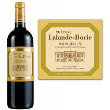 Château Lalande Borie 2011