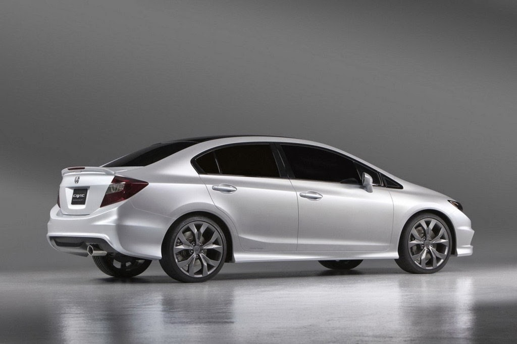 Honda Civic Wallpapers #2014