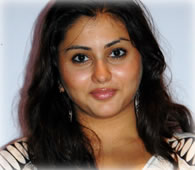 Namitha Go To Politics
