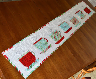 Happy Quilting A Christmas Quilting Round Up