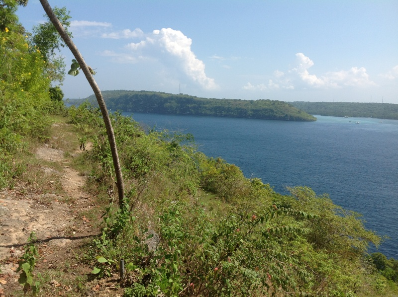 View Barat Nusa Penida