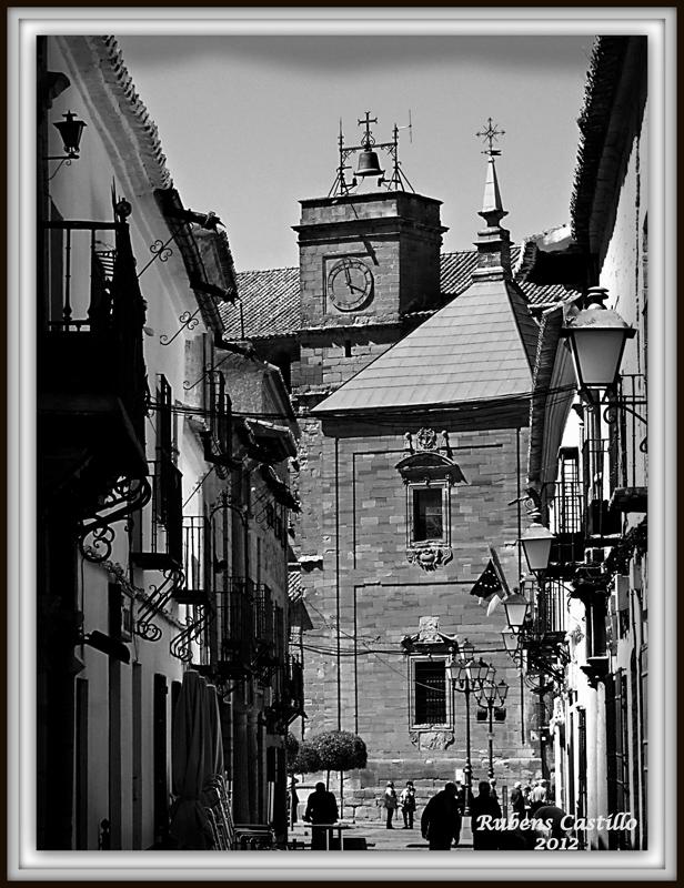 Rubens castillo villanueva de los infantes ciudad real - El escondite calle villanueva ...