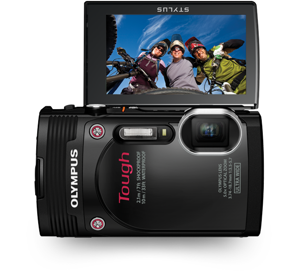 Pentax Optio WG-3, Olympus  Stylus Tough TG-850 iHS, underwater camera, tough camera, Full HD video, creative filters,