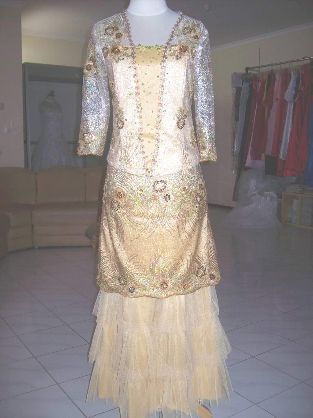 gambar gaun