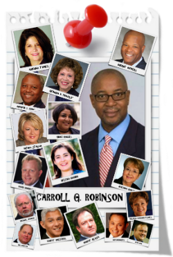 CHECK OUT CARROLL G. ROBINSON'S SPOTLIGHT ON THE UPCOMING DEC., 14TH RUNOFF ELECTIONS