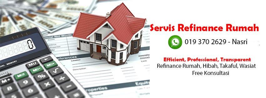 Refinance, Hibah, Takaful, Wasiat, Hartanah