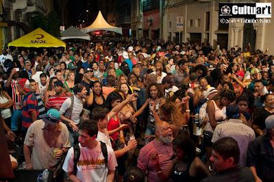 Álbum Samba de Vitrine na Fanpage da Cultuar't