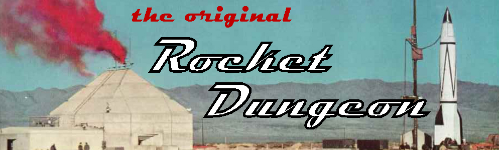 The Original Rocket Dungeon