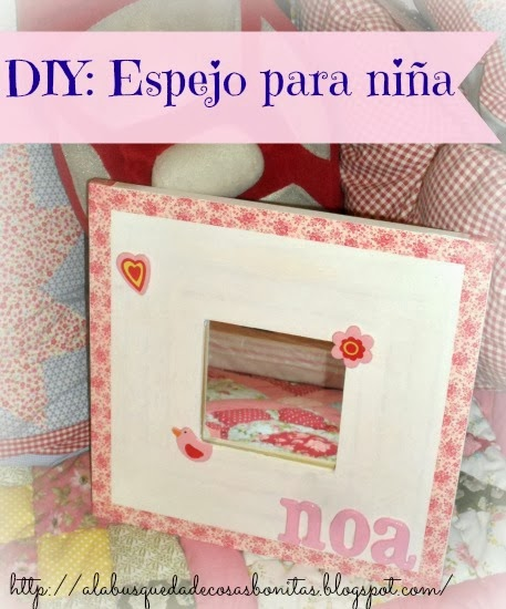 Malma decorado con washi tape