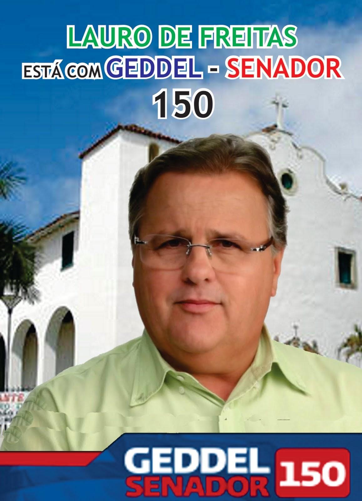 GEDDEL SENADOR 150
