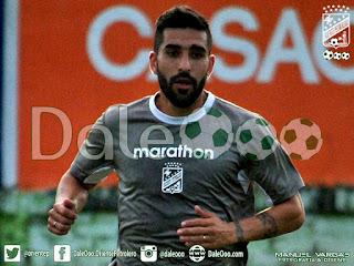 Oriente Petrolero - Emiliano Romero - DaleOoo.com web del Club Oriente Petrolero