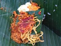 Lokasi Warung Penjual Nasi Jinggo Di Bali