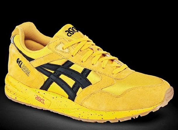 tenis asics onitsuka tiger amarelo
