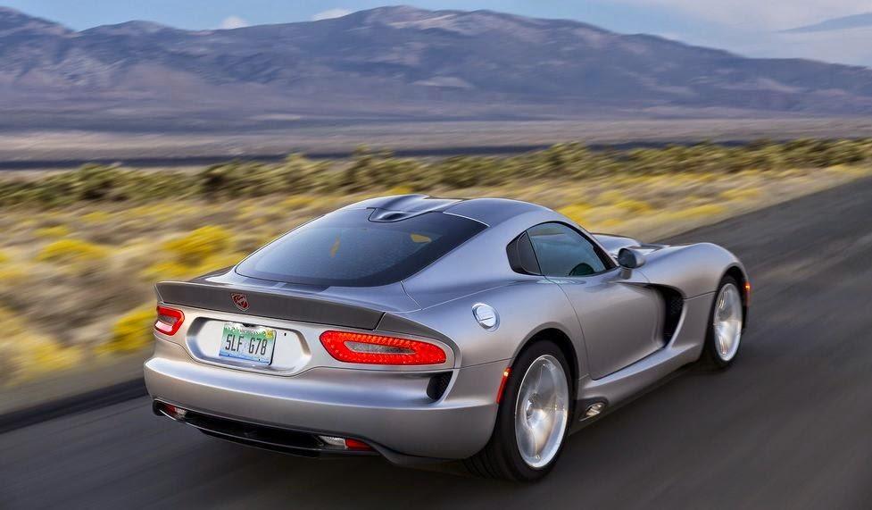 Nuevo Dodge Viper 2015