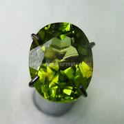 Batu Permata Green Peridot - SP1033