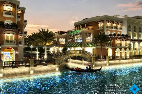Artist's impressions: A glimpse of the planned Dubai Canal